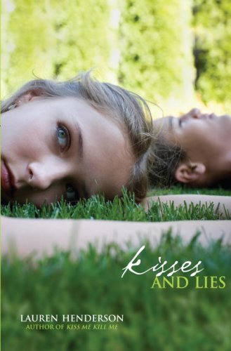 Cover of Kisses and Lies (Scarlett Wakefield Series)