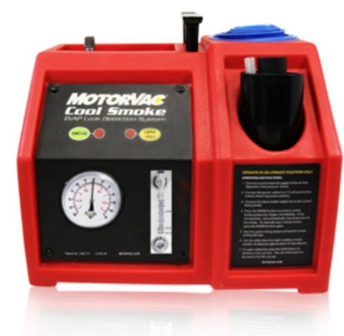 MotorVac (MTT5000100) Cool Smoke EVAP Leak Detection System