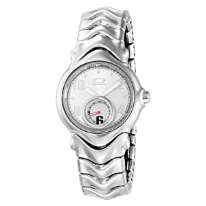 Oakley Women's 10-268 Jury II Stainless Steel Bracelet Watch