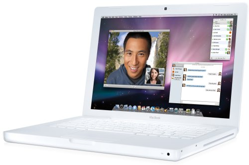 MacBook White 2.1GHz/1GB/120GB/Intel Graphics/8x slot-loading SuperDrive (DVD±R DL/DVD±RW/CD-RW)