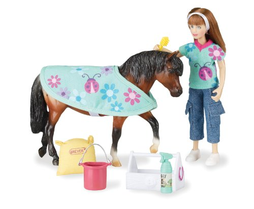 Breyer Classics Pony Care Gift Set