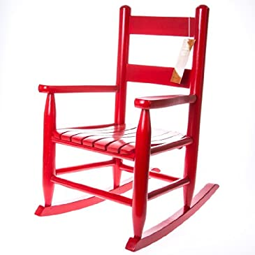 Red Toddler Rocking Chair Rocking Chairs