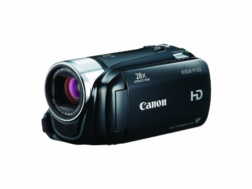 41%2BgB%2B 8pnL Canon VIXIA HF R20 Review: Professional Quality Digital Video Made Possible