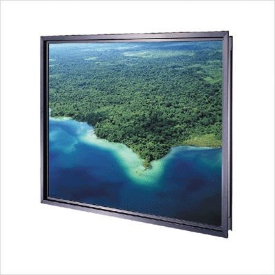 Da-Plex Deluxe Rear Projection Screen - 108