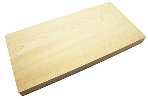土佐龍 まな板 45ミリ厚 一枚板 60×30×4.5cm HW-011