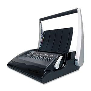 GBC CombBind C20 Binding System, 20 Sheet Punch Capacity, 320 Sheet Binding Capacity, Black (7706172)