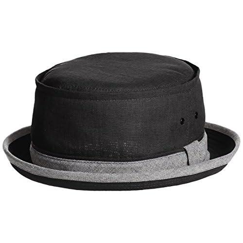 (グレース)grace ポークパイハット PORK PIE HAT HS WH163N  015/BK F
