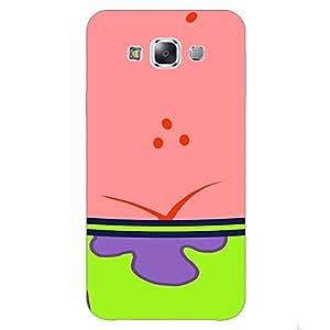 Jugaaduu Spongebob Patrick Back Cover Case For Samsung Galaxy A7