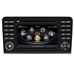 Rupse For Mercedes Benz W164 ML ML280/ML320/ML350/ML450/ML500/ML63AMG GL GL320/GL350/GL420/GL450/GL500 indash DVD Player With GPS Sat Nav Navigation
