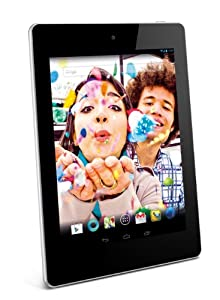"""Acer Iconia A1-810 Tablette tactile 7,9"""" (20,07 cm) ARM Cortex A9 1,2 GHz 16 Go 1024 MB Android Jelly Bean 4.2.1 Wifi Gris"""