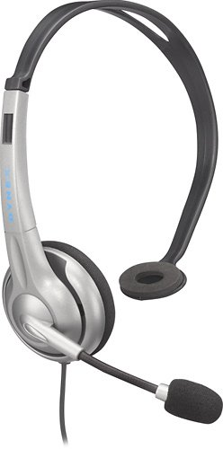 Dynex Headset W/ Volume Control For Cordless Or Mobile Phones