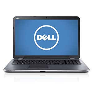 Dell Inspiron 17R i17RM-5162sLV 17.3-Inch Laptop (Moon Silver) from Dell Computer