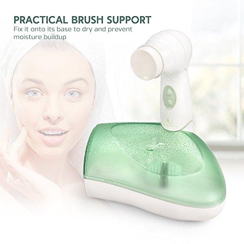 Cepillo-facial-Uspicy-cepillo-electrnico-para-limpieza-facial-limpiador-contra-puntos-negros-y-acn-4-cabezales-con-vapor-caractersticas-IPX5-Diseo-a-prueba-de-agua-2-velocidades-de-configuracin-funcio