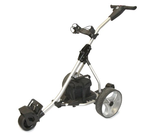 Spitzer R5 Remote Control Golf Trolley With Distance Timer