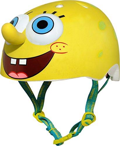 Raskullz-Nickelodeon-SpongeBob-SquarePants-Helmet-Yellow-Ages-5