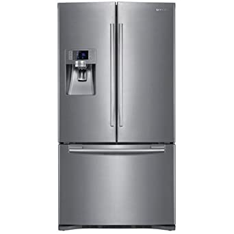 Jenn Air French Door Counter Depth Refrigerator Amazon.com: Samsung : RFG237AARS 23 cu. ft. Counter-Depth ...