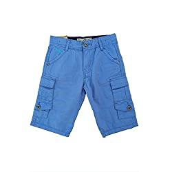 Snoby Summer Cool Shorts Blue _8yrs (SBYK1318)