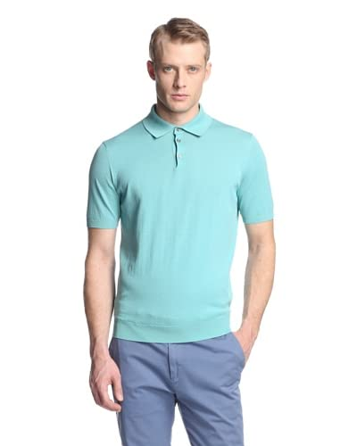 Malo Men's Short Sleeve Polo