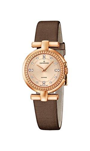 Candino Ladies C4562/2 Reloj de Pulsera para mujeres Con cristales