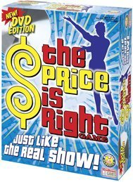 The Price Is Right DVD Home Version TV Show Game by Right Price