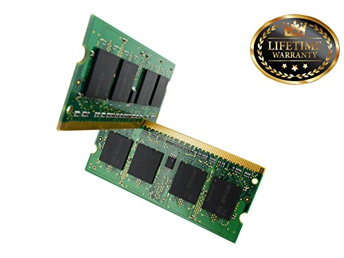 Click to buy CenterNEX® 2GB Memory KIT 2x 1GB Toshiba Satellite A Series A135-S4517 A135-S4527 A135-S4656 A135-S4637 A135-S4666 A135-S4677 A135-S4727 A135-S4827 SO-DIMM DDR2 NO - From only $48.75