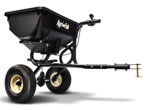 Cheapest Price! Agri-Fab 45-0315 85-Pound Tow Broadcast Spreader