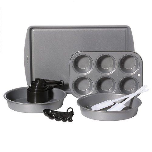 Chefmate® Nonstick 16-pc. Bakeware Set - Buy Chefmate® Nonstick 16-pc. Bakeware Set - Purchase Chefmate® Nonstick 16-pc. Bakeware Set (Chefmate, Home & Garden, Categories, Kitchen & Dining, Cookware & Baking, Baking, Bakeware Sets)