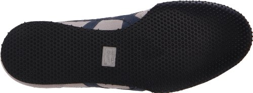 Onitsuka Tiger Serrano Fashion Sneaker,Grey/Navy,12.5 M US Women's/11 M US Men's