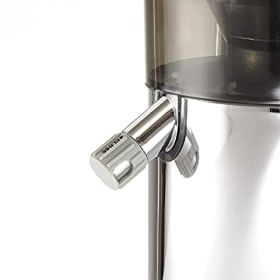 BELLA 13990 5-Speed Juicer, Stainless Steel by D&H Distributing - Sensio Products