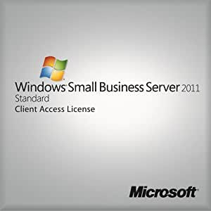 Windows Small Business CAL Ste 2011 64Bit English 1pk DSP OEI 1 Clt Device CAL  (This OEM software is intended for system builders only)
