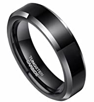 6mm Tungsten Carbide Rings for Men Wo…