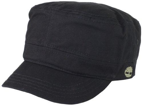 Timberland Men'S Organic Field Cap, Black, X-Large front-964585