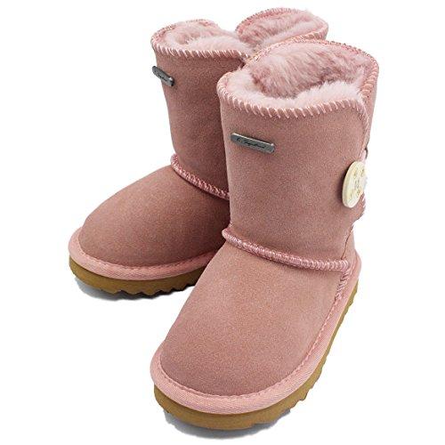 kos-signature-summer-toddler-rose-bebe-en-peau-de-mouton-bottes-dhiver-4-us-eu-22-cm-140