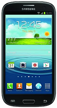 Samsung Galaxy S3, Black 16GB (Verizon Wireless)