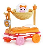 Lalaloopsy Mini Silly Pet Parade - Sleepy Pet Wagon