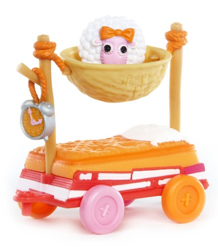 Imagen de Mini Lalaloopsy Parade Pet Silly - Wagon Pet Sleepy
