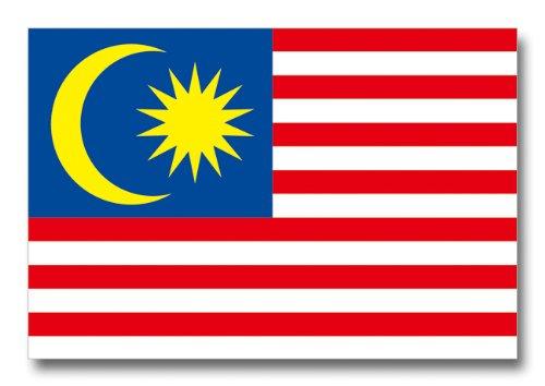 世界の国旗ポストカードシリーズ <アジア> マレーシア Flags of the world POST CARD <Asia> Malaysia