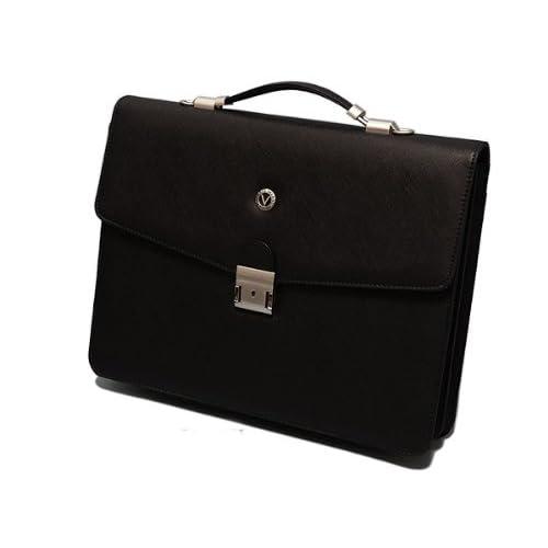 (ジョルジオ・バレンチ)GIORGIO VALENTI メンズ 2WAYビジネスバッグ 230453  ブラック ブリーフケース リクルート  ジョルジオ バレンチ
