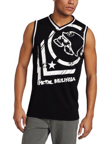 Metal Mulisha - Mens Invade Tank Top, Size: Large, Color: Black