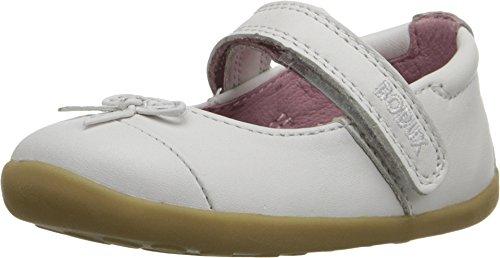 Bobux723605 - Strap alla caviglia da ragazza', Bianco, 18