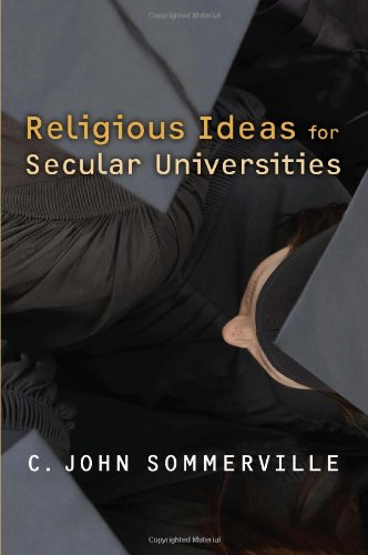 Image for Religious Ideas for Secular Universities