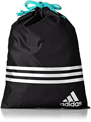 [アディダス] adidas FB シューズケース BJY23 AP2839 (ブラック/ショックミントS16)