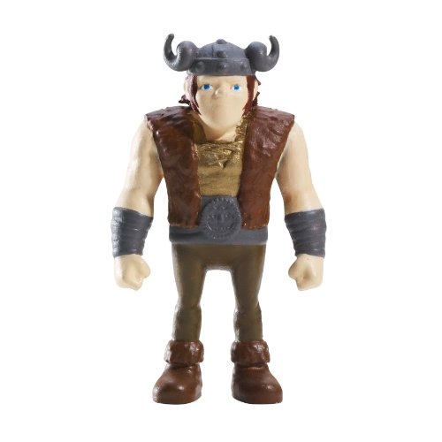 Dreamworks Dragons Defenders of Berk, Mini Figure, Snotlout - 1