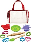 Kitchen Craft Let's Make Children's Baking Set, Set of 12, Mixed
