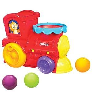 Playskool - Trenecito Bolitas (Hasbro) 31942148 por Hasbro