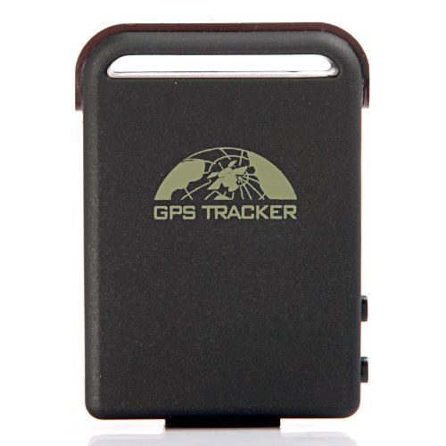 Docooler Portable Car Gps Tracker 102 With Gsm Alarm Micro Sd Card Slot Anti-Theft front-66109