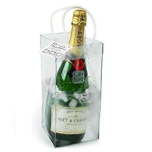 Ice bag - 17407 - Sac rafraichisseur transparent Basic