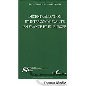 D�centralisation et intercommunalit� en France et en Europe