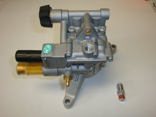 308653054 Ryobi RY80940 Pressure Washer Pump w/ Thermal Release Valve picture