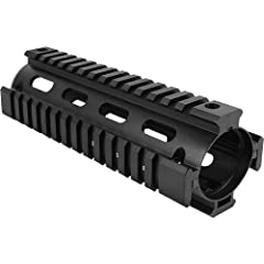 Tactical Deals Lightweight M4 AR-15 AR15 Rifle Carbine Machined 2 Piece Aluminum... by Tactical Deals